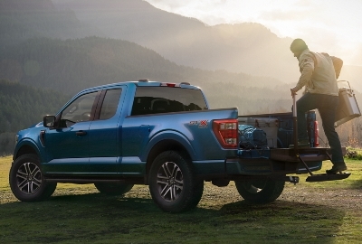 Ford F-150 2021 года