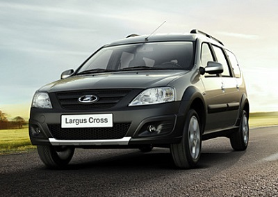 Кросс-универсал Lada Largus Cross