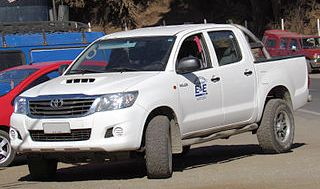 Toyota Hilux 2014 года