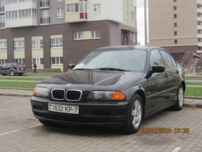 BMW 3 Series (E46 Compact)