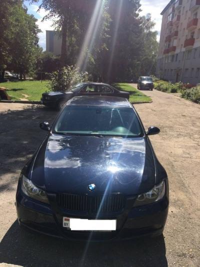 BMW 3 Series (E90)