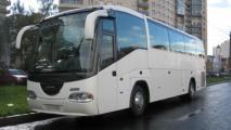 Автомалиновка Автобус Scania
