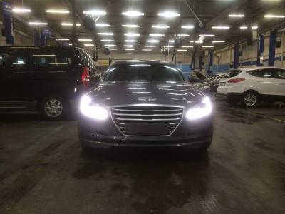 Hyundai Genesis II