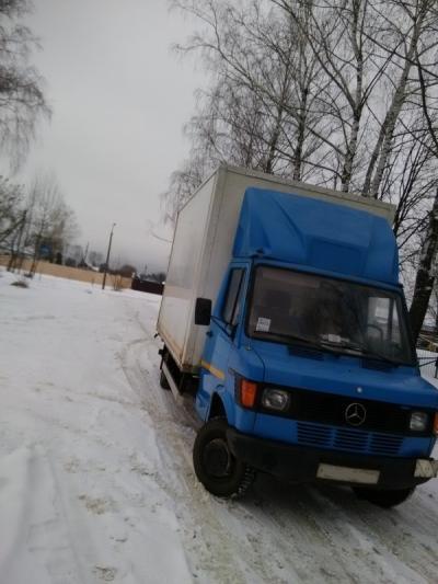 Mercedes T1