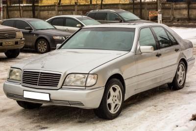 Mercedes S Class (W140)