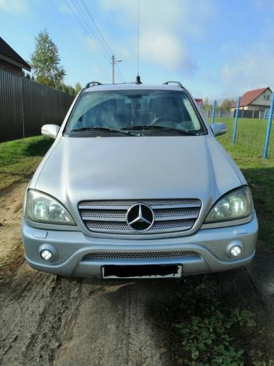 Mercedes M Class (W163)