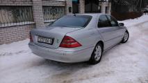Автомалиновка Mercedes S Class (W220)
