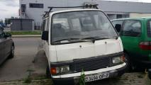 Автомалиновка Nissan Urvan