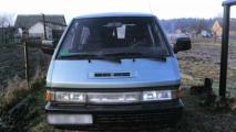 Автомалиновка Nissan Vanette
