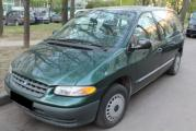 Автомалиновка Plymouth Voyager