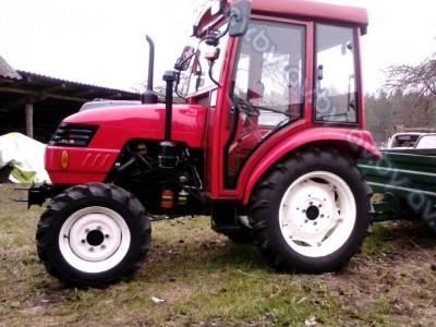 Трактор DongFeng