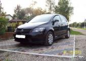 Автомалиновка Volkswagen Golf Plus