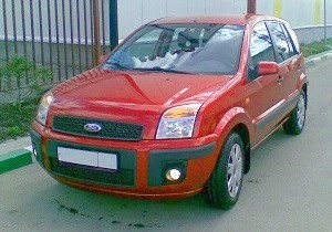 Ford Fusion 2008 года