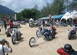 Annual Phuket Bike Week