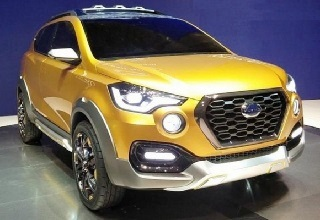 Концепт Datsun GO-Cross