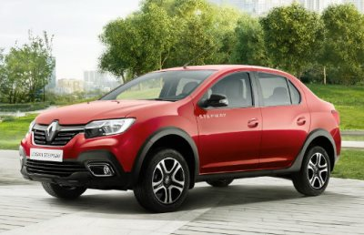 Renault Logan Stepway City 2018 года