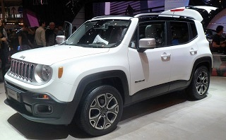 Jeep Renegade 2014