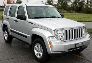 Jeep Liberty (Cherokee) 2012 года