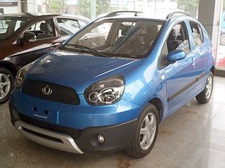 Geely LC Cross